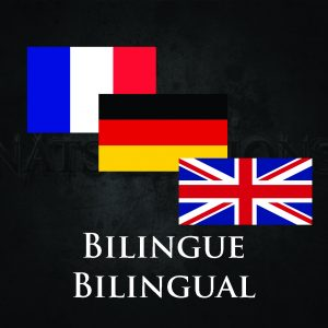 Bilingue / Bilingual